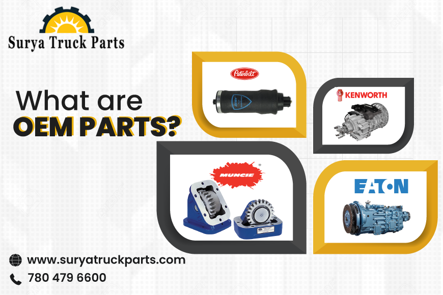 What are OEM Parts?