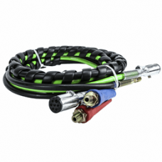 3 IN 1 AIR/ELECTRIC HOSE KIT - 12'