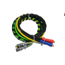4 IN 1 AIR/ELECTRIC HOSE KIT - 12'