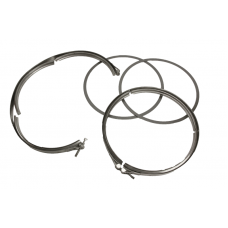 DPF CLAMP AND GASKET SET