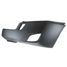 Bumper Cover w/ Fog Lamp Holes, LH